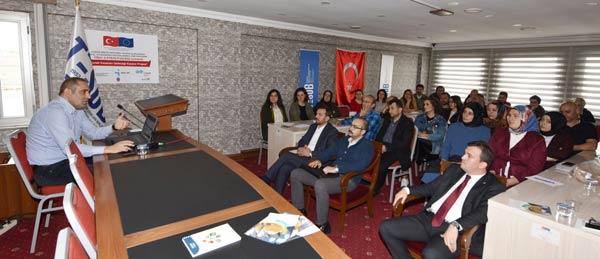 TESOB'dan Eğitim Toplantısı