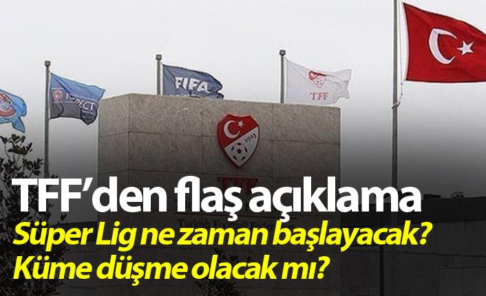 TFF Açıkladı! Fenerbahçe-Trabzonspor maçı ne zaman oynanacak?