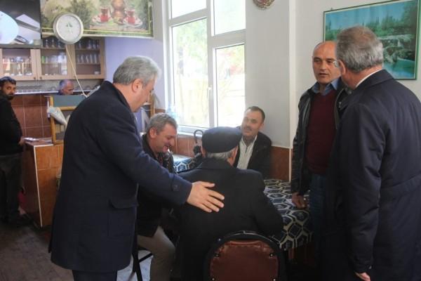 """Ercan Şılbır Maçka'da – """"Maçka'da eski demokratlar ayağa kalktı!''"""