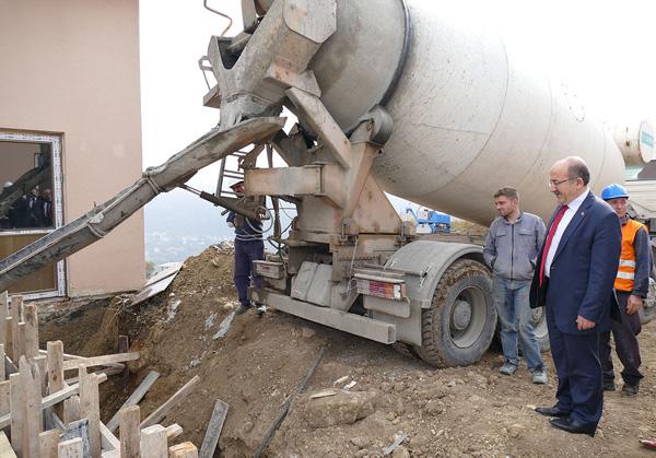 Trabzon'a 1.7 Milyar TL'lik 588 proje