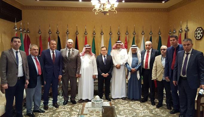 Arap Turizm Örgütü'nden Trabzon'a çıkarma