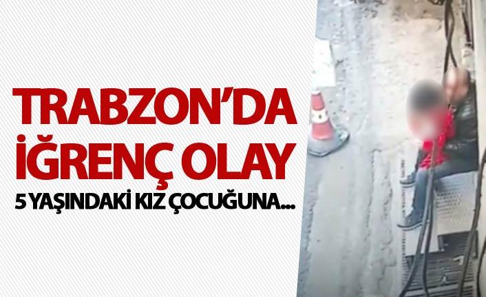 Trabzon çocuğa cinsel istismar sanığına 18 yıl hapis cezası