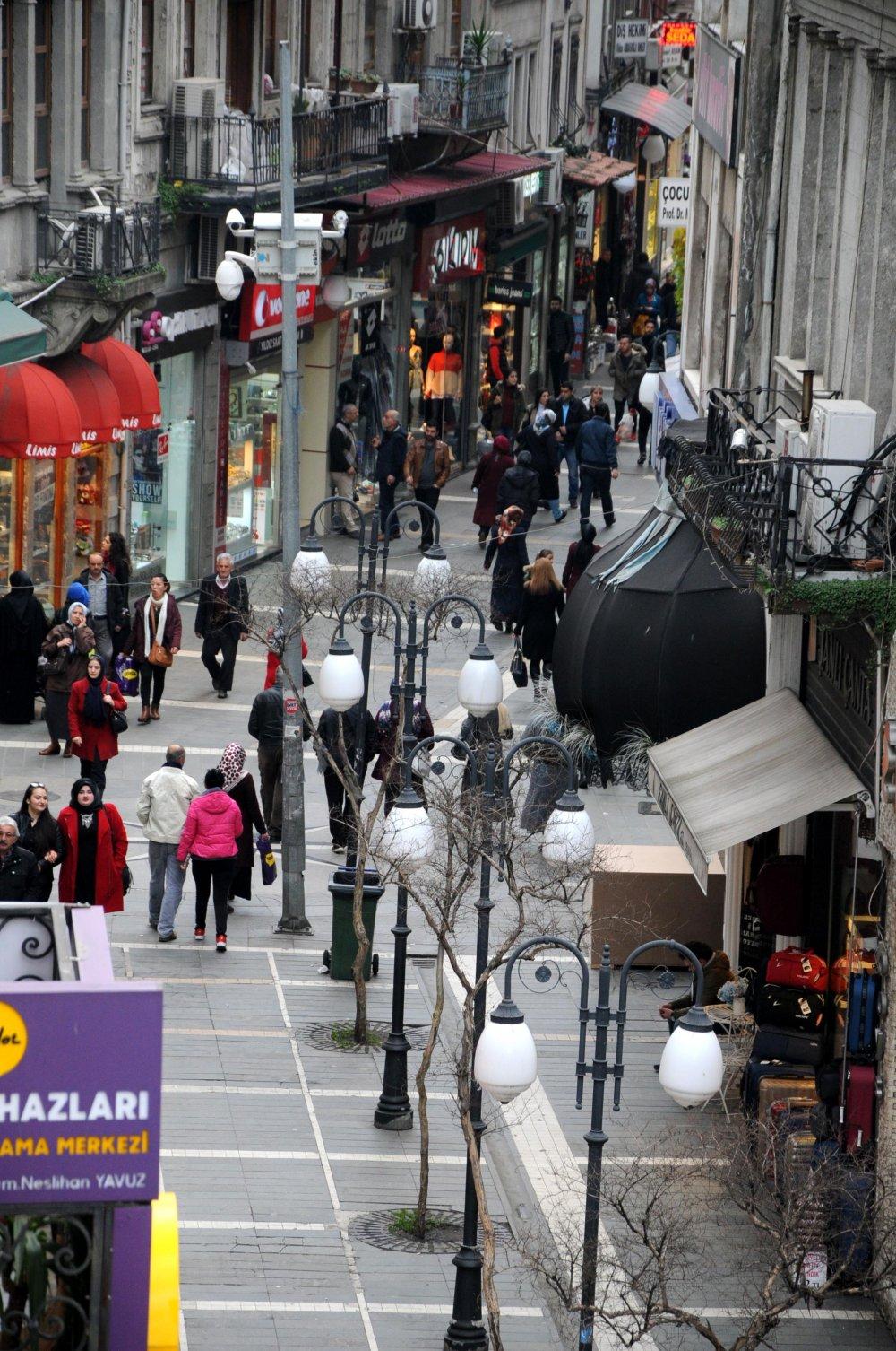 Trabzon'da yılbaşı hareketliliği