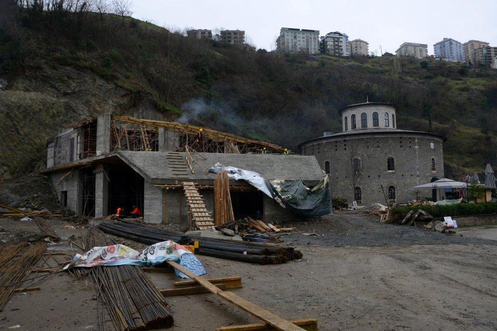 Trabzon Cephanelik tartışmasında son nokta
