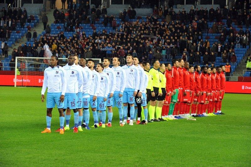 Trabzonspor'da hedef çeyrek final