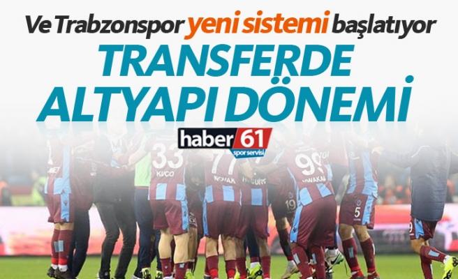 Trabzonspor'dan pilota 7 oyuncu daha