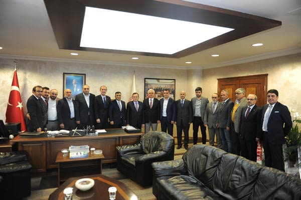 Trabzon'dan yerli otomobile ortak