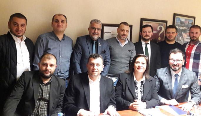 TURAB'dan TrabzonSİAD 'a ziyaret