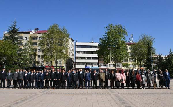 Trabzon'da Turizm haftası etkinlikleri