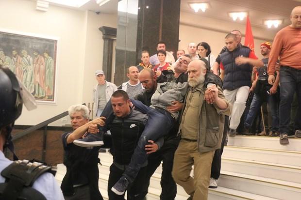 Meclis'i basıp milletvekillerini rehin aldılar! 3