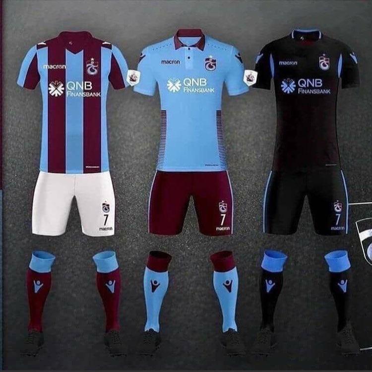trabzonspor yeni sezon formaları