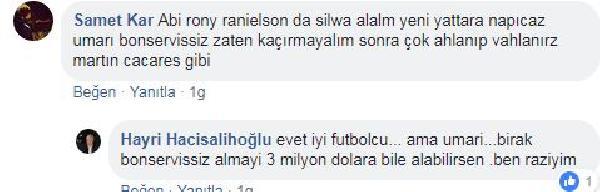 """""""Aminu Umar için 3 Milyon Dolar'a razıyım"""""""