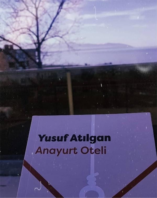 Yusuf Atılgan-Anayurt Oteli