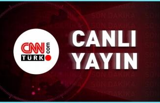 CNN Türk Canlı Yayını