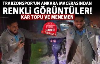 Trabzonspor'un Ankara macerası