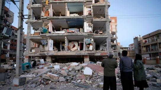 İran ve Irak'ta deprem!