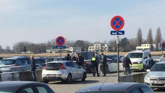 Belçika'da şüpheli araç alarmı